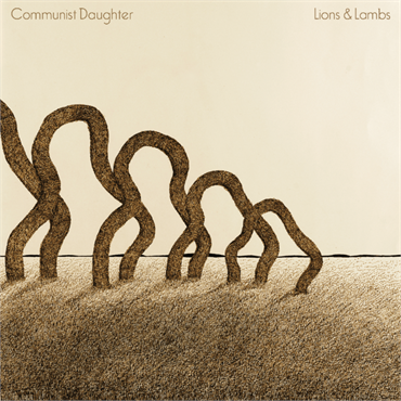 Communist Daughter - Lions & Lambs EP cover art