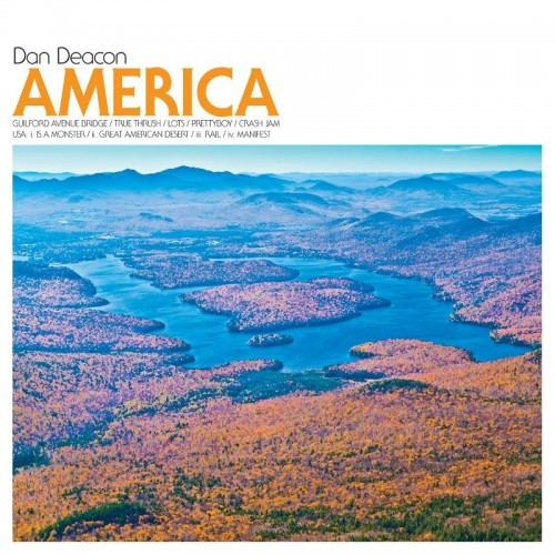 Dan Deacon America cover art