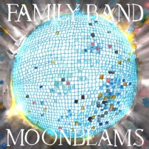 Family Band - Moonbeams Single Art