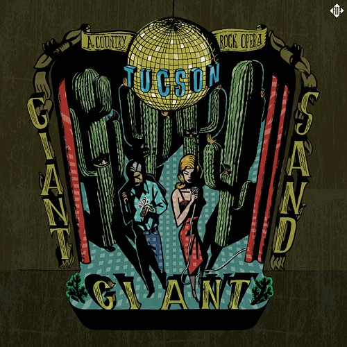 Giant Giant Sand - Tucson cover art