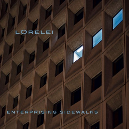 Lorelei Enterprising Sidewalks cover art