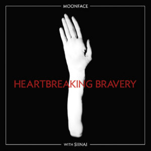 Moonface heartbreaking bravery cover art