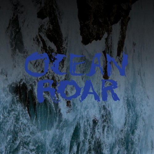 Mount Eerie Ocean Roar cover art