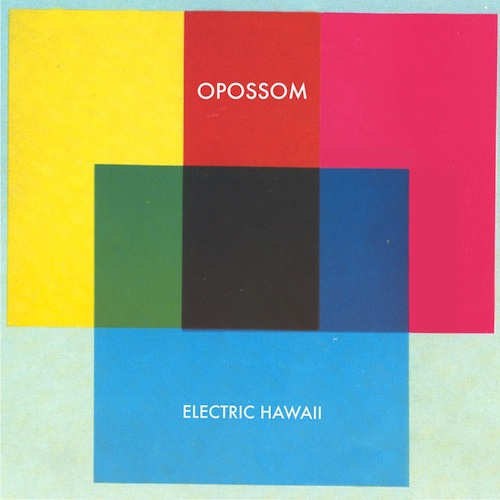 Opossom Electric Hawaii cover art