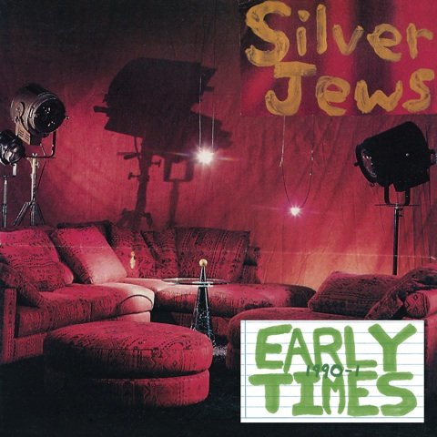 Silver-Jews-Early-Times cover art