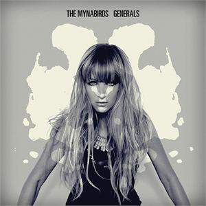 The Mynabirds - GENERALS cover art