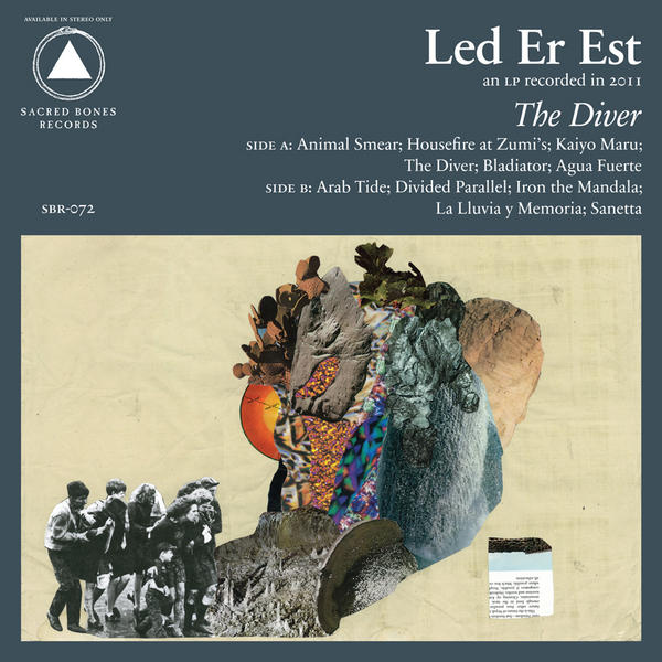 led-er-est-the-diver cover art