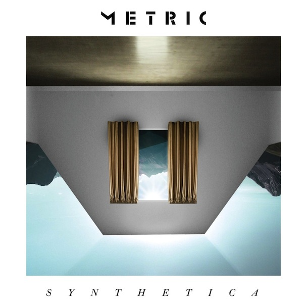 metric-synthetica cover art