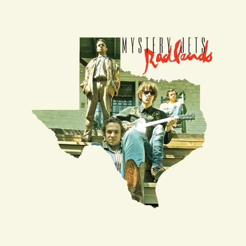 Mystery Jets Radlands cover art