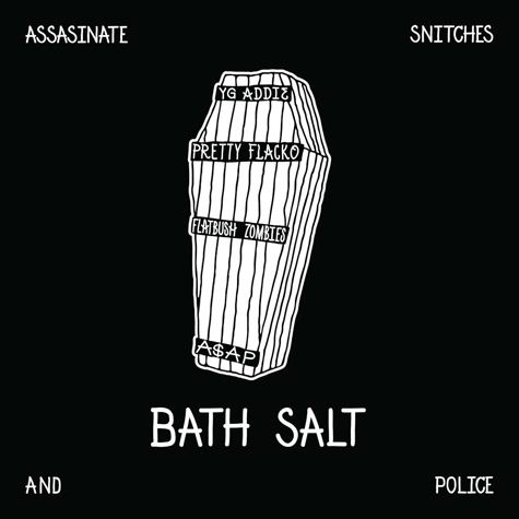 A$AP Mob Bath Salt