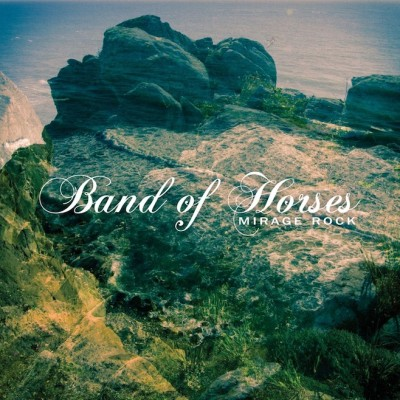 Band of Horses Mirage Rock cover art