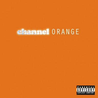 Frank Ocean Channel Orange cover art