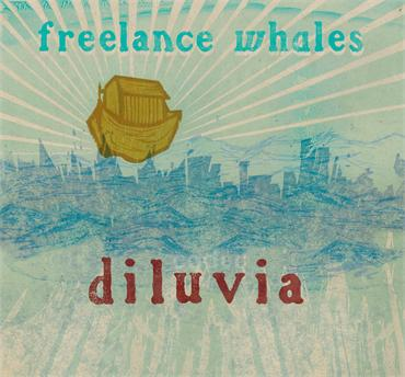 Freelance Whales diluvia cover art