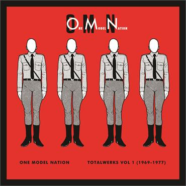 One Model Nation Totalwerks cover art