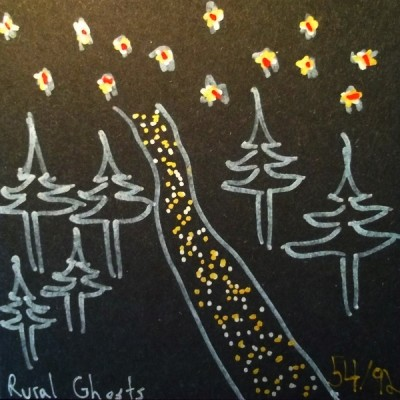 Rural Ghosts cover art