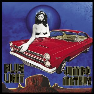 Jimbo Mathus Blue Light cover art