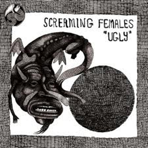 Screaming Females - Ugly cover art