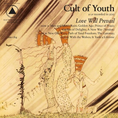 Cult of Youth Love Will Prevail cover