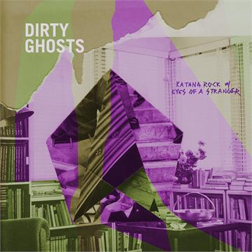 Dirty Ghosts Katana Rock cover