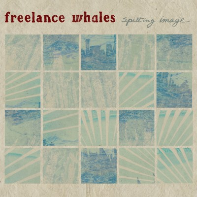 Freelance Whales Spitting Image cover