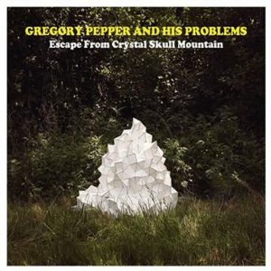 Gregory Pepper Escape from Crystal Skull cover