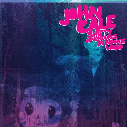 John Cale Shifty Adventures in Nookie Wood cover