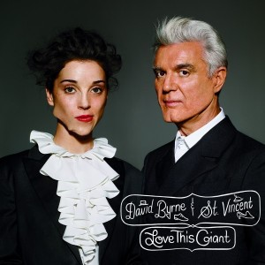 David Byrne & St. Vincent Love This Giant cover
