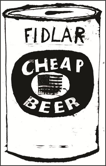 Fidlar Cheap Beer cover