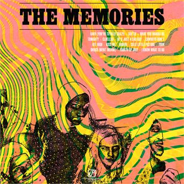 The Memories cover
