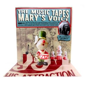 The Music Tapes Mary's Voice cover