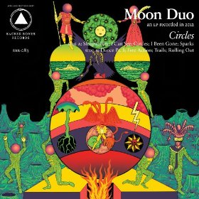 Moon Duo Circles