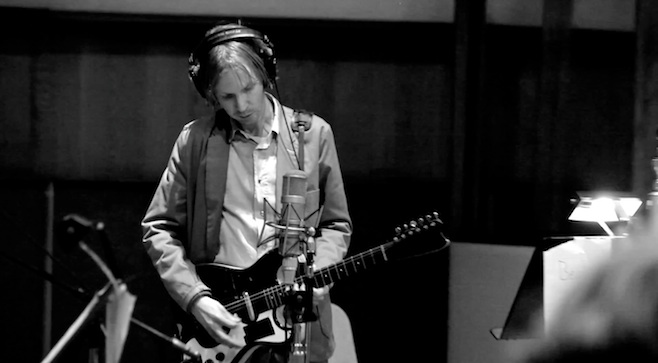 Beck In Studio