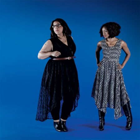 Brittany Howard and Ruby Amanfu