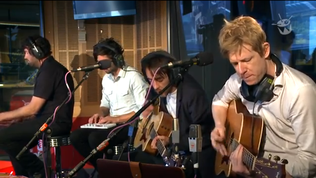 Divine Fits at Triple J
