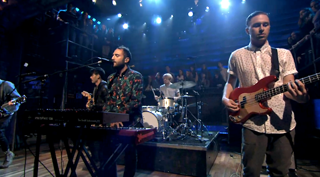 Local Natives Jimmy Fallon