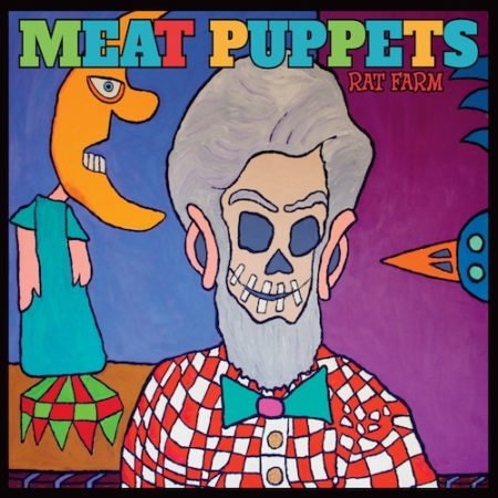 Meat Puppets Rat Farm
