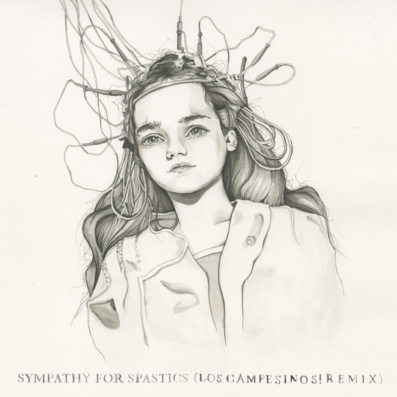 Parenthetical Girls Sympathy for Spastics Los Campesinos!
