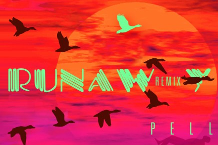 "Pell – ""Runaway"" (feat. White Sea) [Remix]"
