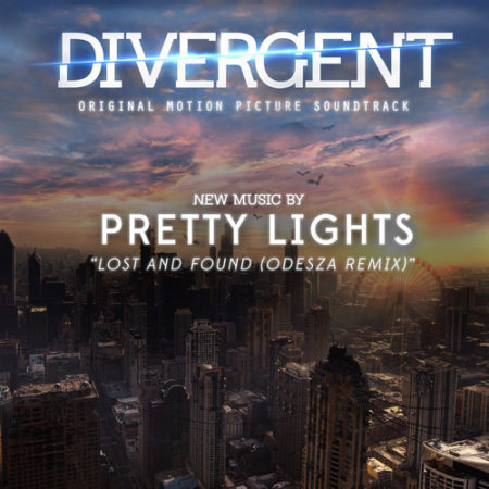 Pretty Lights Lost and Found (ODESZA Remix) - Divergent Soundtrack