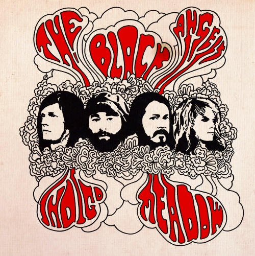 The Black Angels Indigo Meadow