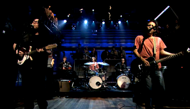Yo La Tengo on Jimmy Fallon