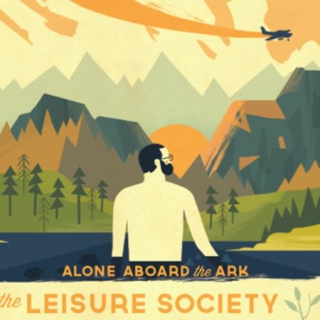 the leisure society alone aboard the ark