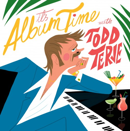 todd terje its album time